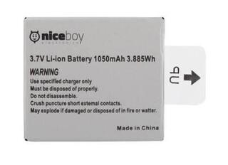 Niceboy Battery 1050 mAh