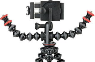 Joby GorillaPod Mobile Rig - Black/Red