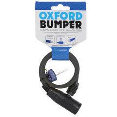 Oxford Bumper Cable Lock 600x6mm Smoke