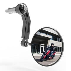 Oxford Premium Aluminium Mirror Left