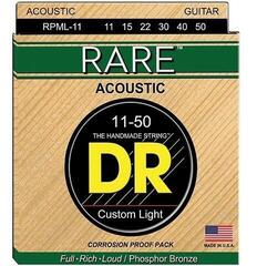 DR Strings Rare Phosphor Bronze 11