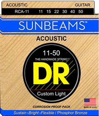 DR Strings Sunbeam Phosphor Bronze 11