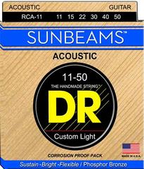 DR Strings Sunbeam Phosphor Bronze 11