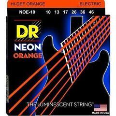 DR Strings DR Neon Orange 10
