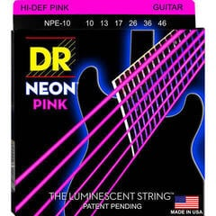 DR Strings DR Neon Pink 10