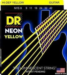 DR Strings DR Neon Yellow 9