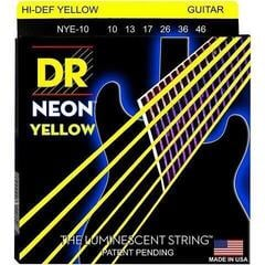 DR Strings DR Neon Yellow 10