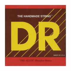 DR Strings Pre-Alloy Phosphor Bronze 11