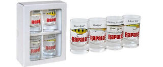 Rapala Shot Glass (4pcs)