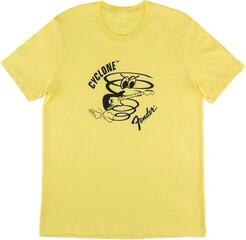 Fender Cyclone T-Shirt Yellow