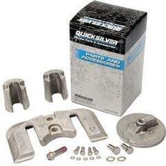 Quicksilver 97-888761Q03 Anode Kit Aluminium Bravo 2/3