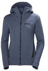 Helly Hansen W HP Ocean Swt Jacket Graphite Blue