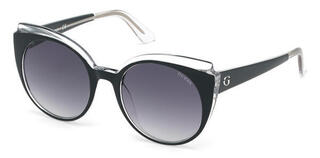 Guess GU7591 03B 53 Black/Crystal/Gradient Smoke