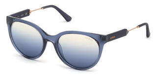 Guess GU7619 92W 55 Blue/Other/Gradient Blue