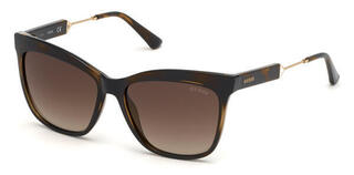 Guess GU7620 52F 55 Dark Havana/Gradient Brown