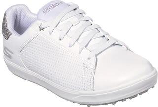 Skechers GO GOLF Drive Damen Golfschuhe White/Silver