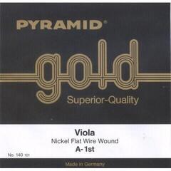 Pyramid Strings Gold