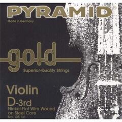 Pyramid 108101 Strings Gold