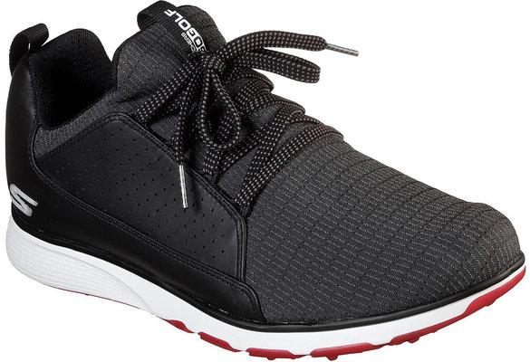 Skechers GO GOLF Mojo Elite Mens Golf Shoes Black/Red 43