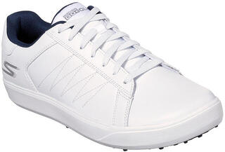 Skechers GO GOLF Drive 4 Mens Golf Shoes White/Navy