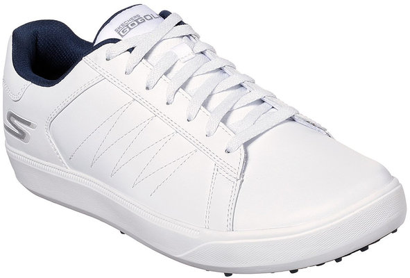 Skechers GO GOLF Drive 4 Mens Golf Shoes White/Navy 42,5