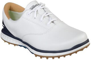 Skechers GO GOLF Elite V.2 Adjust Womens Golf Shoes White/Navy