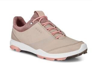 Ecco Biom Hybrid 3 Womens Golf Shoes Oyster/Muted Clay
