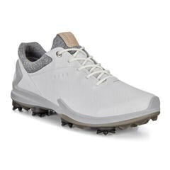 Ecco Biom G3 Mens Golf Shoes Shadow White