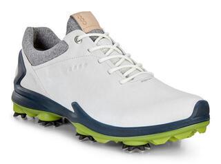 Ecco Biom G3 Mens Golf Shoes Dark Shadow/Dark Petrol