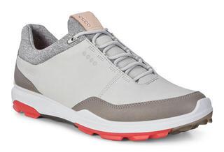 Ecco Biom Hybrid 3 Herren Golfschuhe Concrete/Scarlet