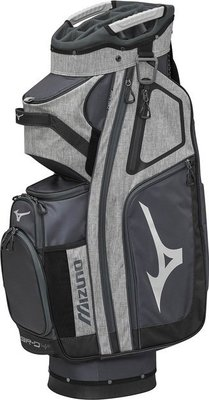 Mizuno BR-D4 Grey/Black Cart Bag
