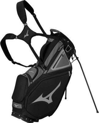 Mizuno Pro Black Stand Bag
