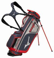 Mizuno BRD-4 Grey/Red Stand Bag