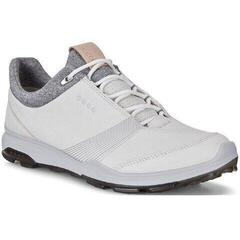 Ecco Biom Hybrid 3 Damskie Buty Do Golfa White/Black