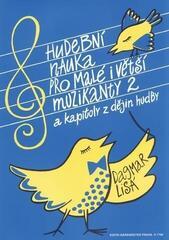 Dagmar Lisá Hudební nauka pro malé i větší muzikanty 2