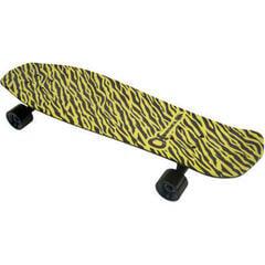 Charvel Yellow Bengal Skateboard By Aluminati