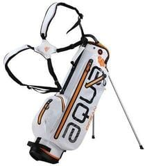 Big max Aqua Ocean  White/Black/Orange Stand Bag
