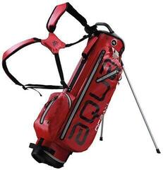 Big Max Aqua Ocean Red/Silver Stand Bag