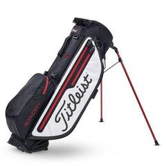 Titleist Players 4 Plus StaDry Black/White/Red Stand Bag