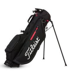 Titleist Players 4 Black Stand Bag