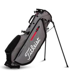 Titleist Players 4 Sleet/Black Stand Bag