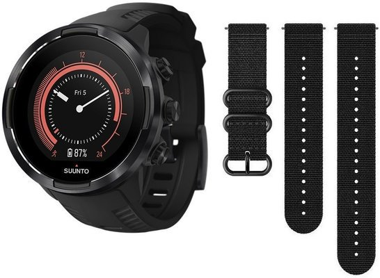 Suunto 9 G1 Baro Black SET