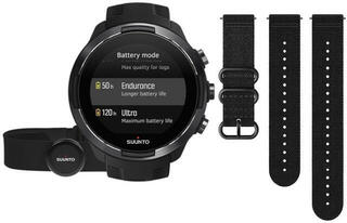 Suunto 9 G1 Baro Black + HR Belt SET