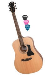 Cascha HH 2073 Dreadnought Acoustic Guitar