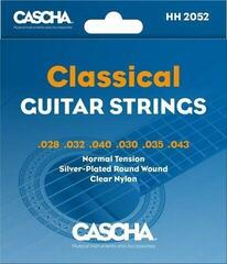 Cascha HH 2052 Premium Guitar Strings for Classical Guitars