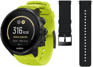 Suunto 9 G1 Lime Deluxe SET