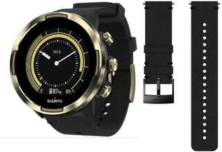 Suunto 9 G1 Baro Gold Leather Deluxe SET