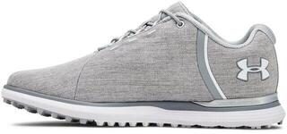 Under Armour Fade SL Sunbrella Womens Golf Shoes Gray