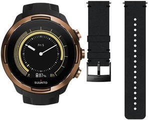 Suunto 9 G1 Baro Copper Deluxe SET