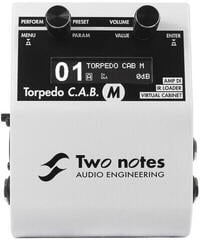 Two Notes Torpedo C.A.B. M Speaker Sim